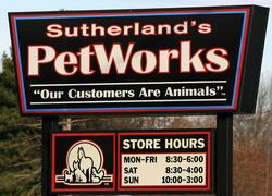 Sutherland's Petworks